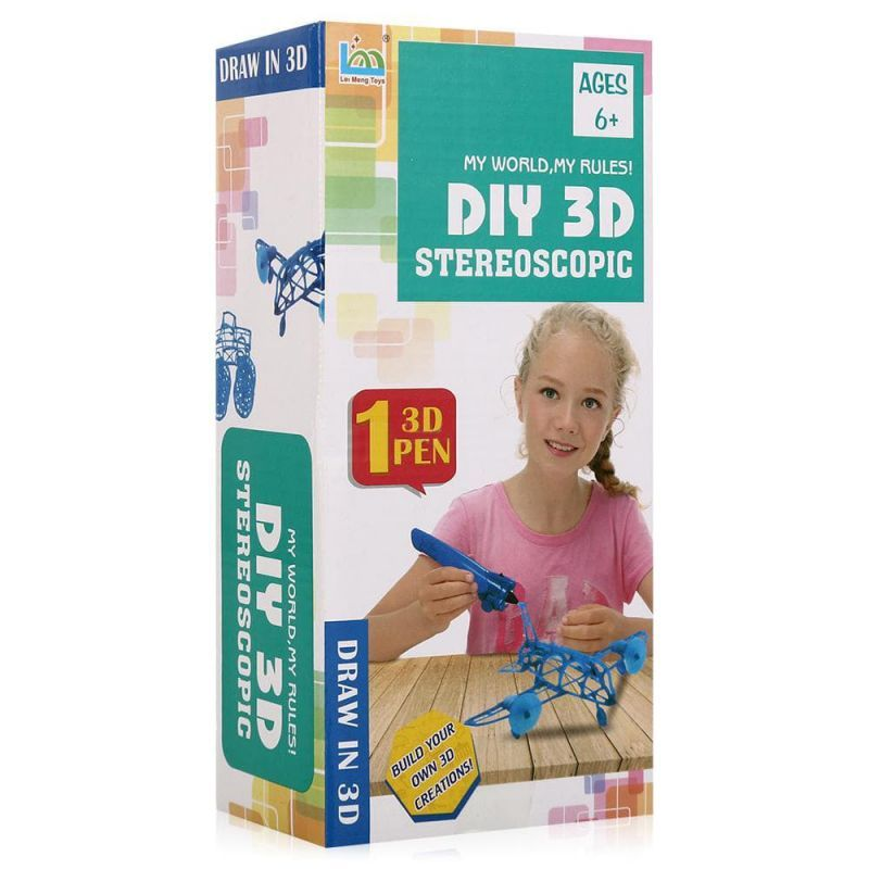 Ручка «DIY 3D STEREOSCOPIC PEN» #1