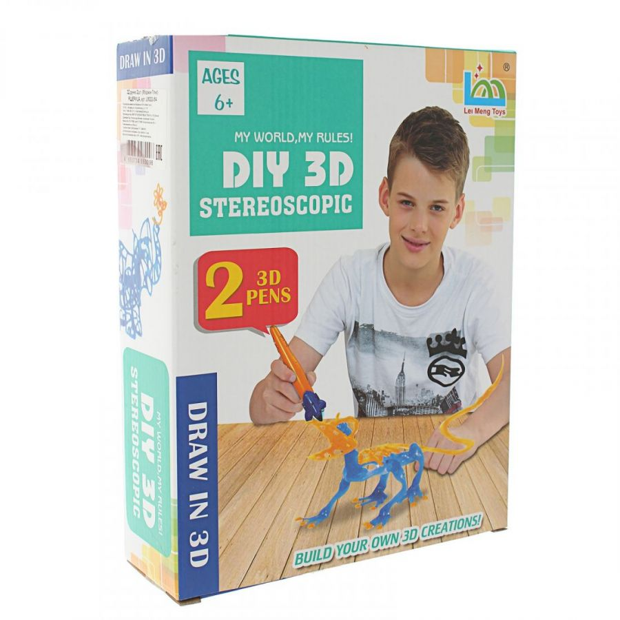 Ручка «DIY 3D STEREOSCOPIC PEN» #2