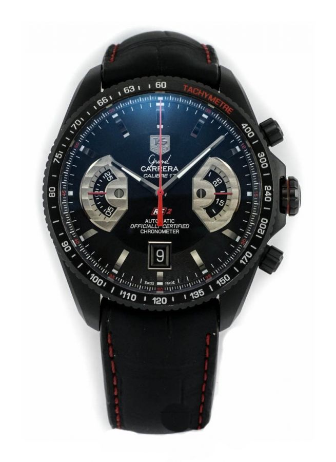 TAG Heuer Grand Carrera Calibre (механика) (К)1
