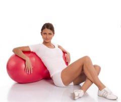 Мяч гимнастический в форме арахиса Тривес
