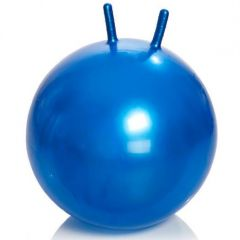 Мяч гимнастический детский с рожками Тривес