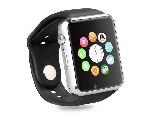 Сенсорные часы smart watch q88