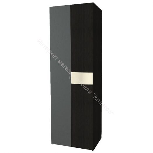 """Шкаф для одежды """"Амели"""" 11 Венге"""