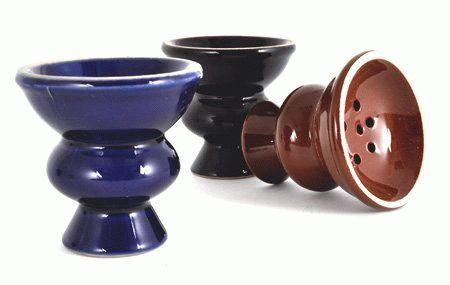 Керамическая Чаша для кальяна h6