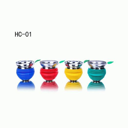 Металлическая Чаша для кальяна HC-01