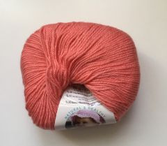 BABY WOOL (ALIZE) 619-коралл