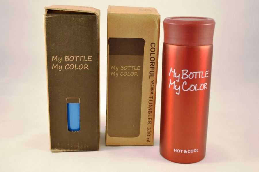 Термос «MY BOTTLE» #350