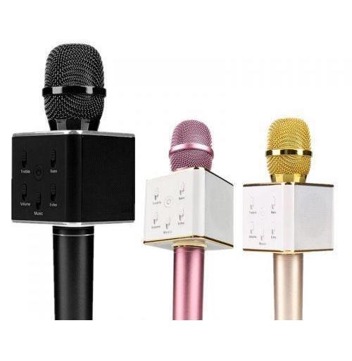 Микрофон Беспроводной «КАРАОКЕ» (Q7)
