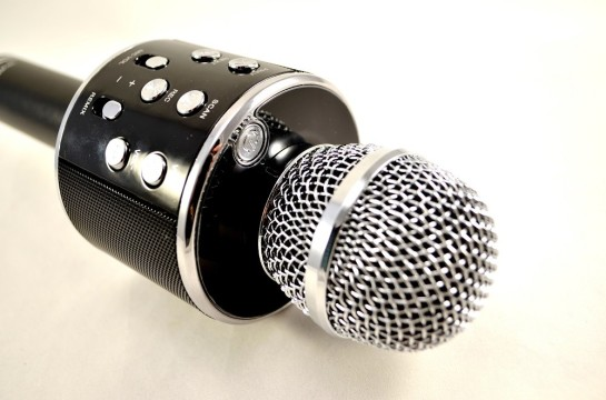 Микрофон «КАРАОКЕ MOBILE»