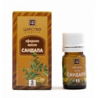 Царство ароматов - Эфирное масло Сандала 5 мл