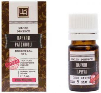 Царство ароматов - Эфирное масло Пачули 5 мл