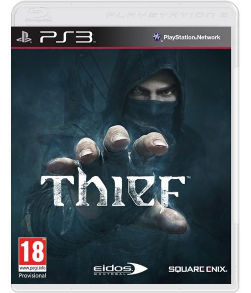 Игра Thief (PS3)