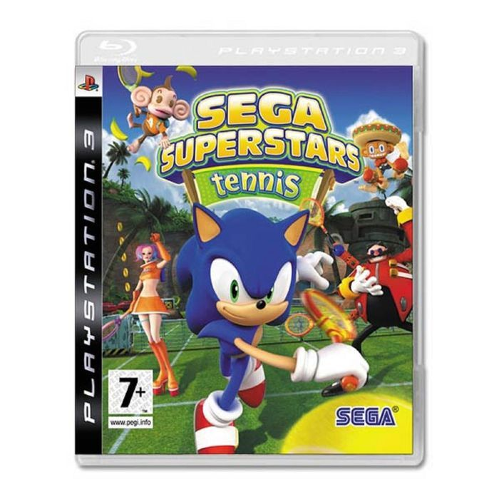 Игра Sega Superstars Tennis (PS3)
