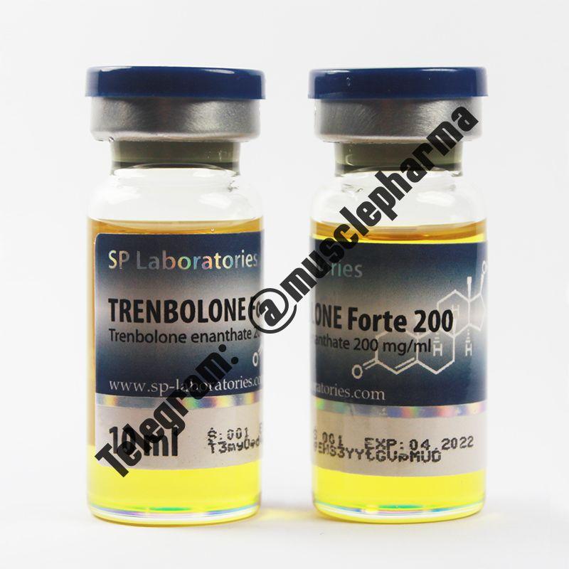 TRENBOLONE E (ТРЕНБОЛОН ЭНАНТАТ). SP Laboratories