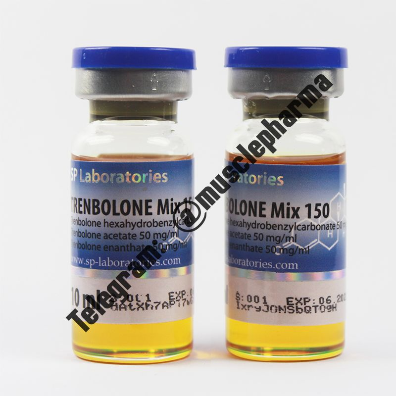 TRENBOLON-MIX (ТРЕНБОЛОН МИКС). 1 флакон * 10 мл.  SP Laboratories