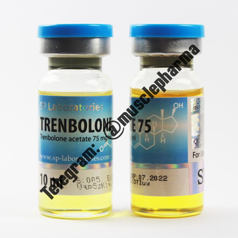 TRENBOLON 75 (ТРЕНБОЛОН АЦЕТАТ). SP LABS. 1 флакон * 10 мл.