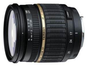 Tamron 17-50mm F/2.8 XR Di II LD Aspherical (IF)