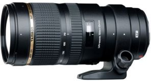 TAMRON AF SP 70-200 MM F2.8 DI VC USD FOR CANON