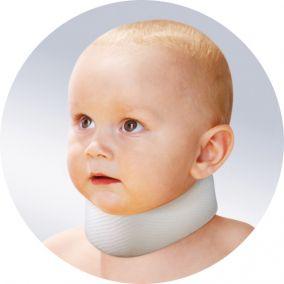 Бандаж шейный для новорожденных Orto ШВН,  33 см