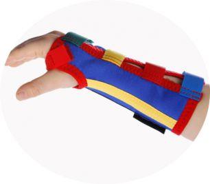 Детский лучезапястный ортез Wrist Support Kids Otto Bock 4067
