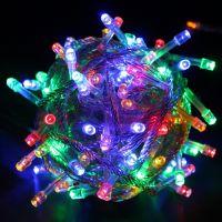 Новогодняя светодиодная гирлянда 180 LED лампочек