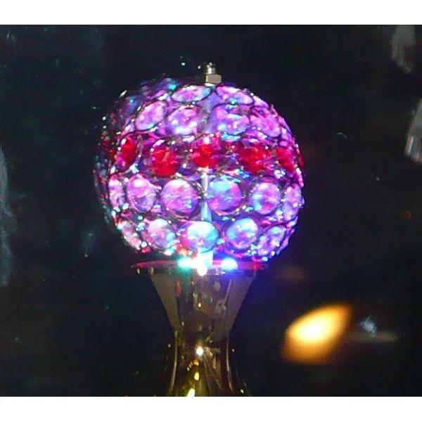 Светодиодный вращающийся диско-шар LED