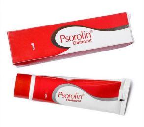 Мазь Psorolin Псоролин 35г Индия от псориаза