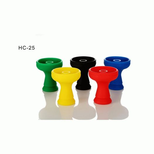Силиконовая Чаша для кальяна HC-25