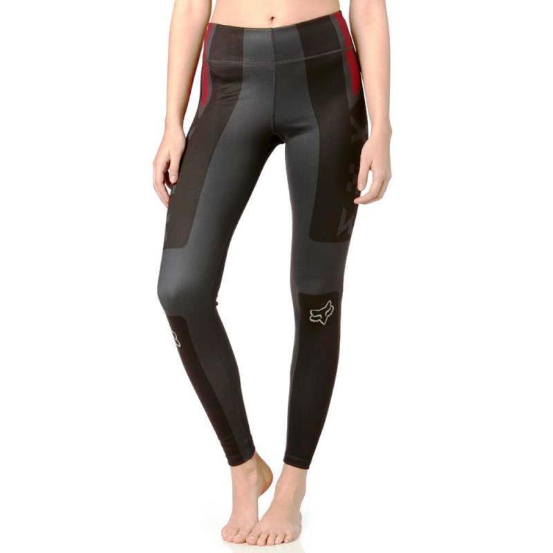 Fox - Rodka Legging Black леггинсы женские, черная