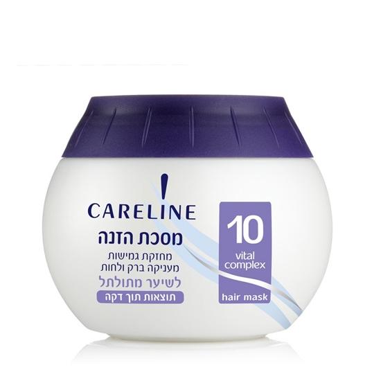 Маска для вьющихся волос Careline (Кэролайн) 400 мл