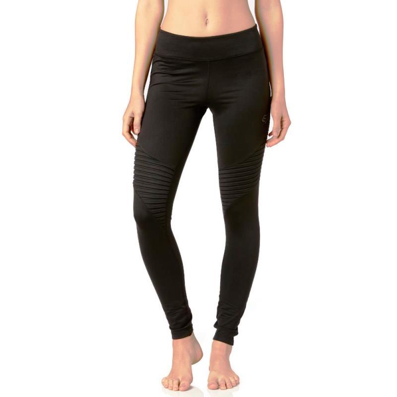 Fox - Moto Legging Black леггинсы женские, черные