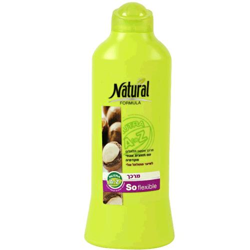 Кондиционер востанавливающий для вьющихся волос Natural Formula (Нэйчурал Формула) 700 мл