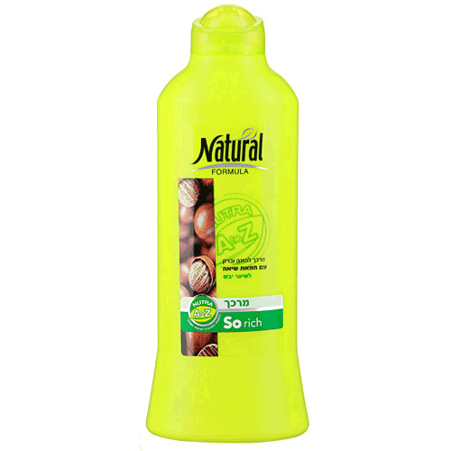 Кондиционер для сухих и очень сухих волос Natural Formula (Нэйчурал Формула) 700 мл