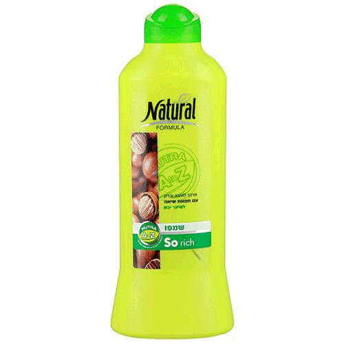 Шампунь для сухих и поврежденных волос Natural Formula (Нэйчурал Формула) 700 мл