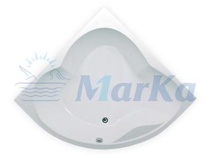 Акриловая ванна 1MarKa Elegance Cassandra 140x140