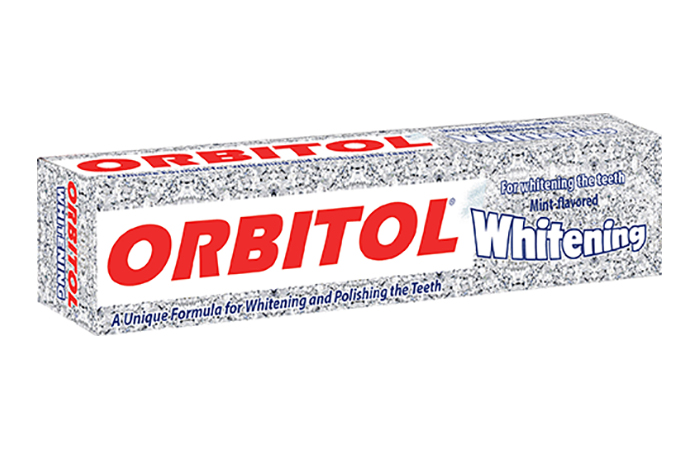 Зубная паста отбеливающая Orbitol Toothpaste Whitening 145 г