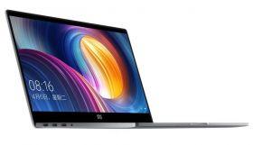 "Ноутбук Xiaomi Mi Notebook Pro 15.6 (Intel Core i7 8550U 1800 MHz/15.6""/1920x1080/8Gb/256Gb SSD/DVD нет/NVIDIA GeForce MX150/Wi-Fi/Bluetooth/Windows 10 Home)"