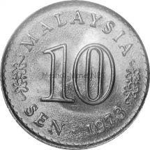 Малайзия 10 сен 1973 г.