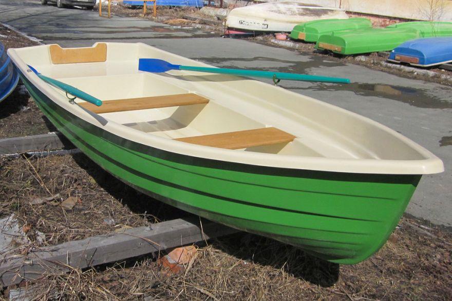Пластиковая лодка ВИЗА Тортилла-395