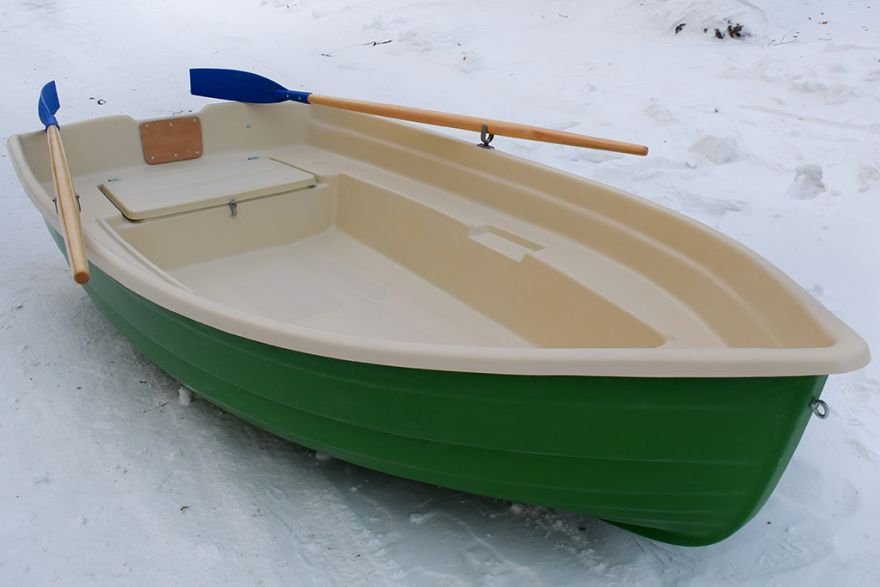 Пластиковая лодка ВИЗА Тортилла-305