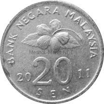 Малайзия 20 сен 1991 г.