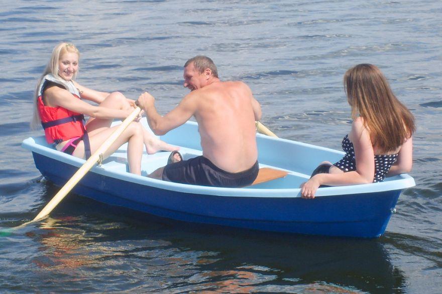 Вёсельная лодка ВИЗА Тортилла-3