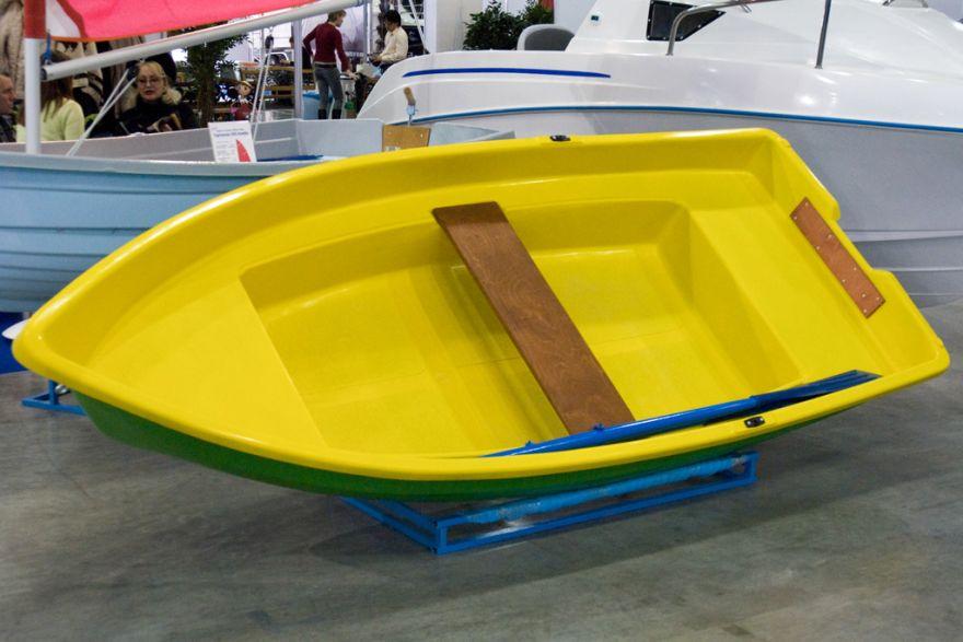 Лодка стеклопластиковая ВИЗА Тортилла-3
