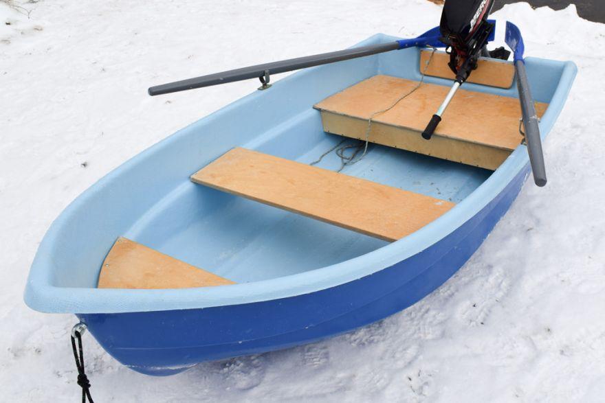 Лодка картоп ВИЗА Тортилла-235