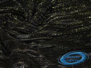 Трикотаж масло гафре 12C-039/black