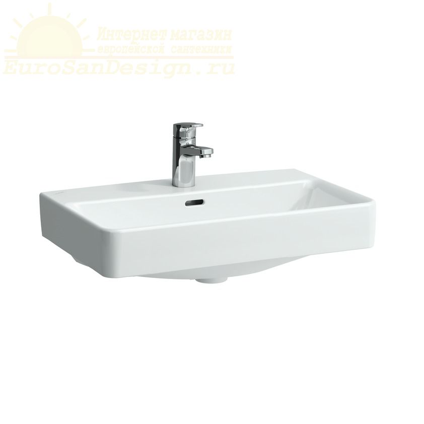 Подвесная раковина в ванну Laufen Pro S 60х38 ФОТО
