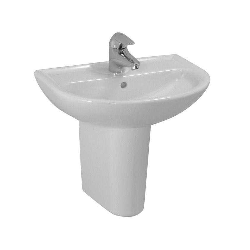 Настенная мини-раковина для ванной Laufen Pro 45х33 см ФОТО