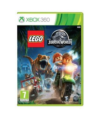Игра Lego Jurassic World (Xbox 360)