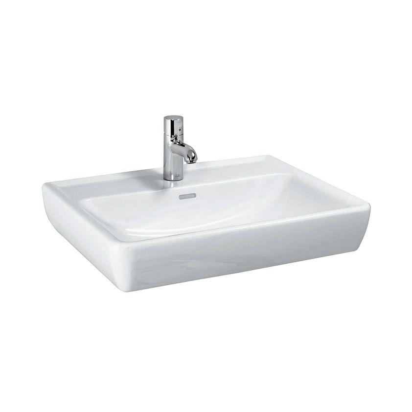 Подвесная раковина в ванну Laufen Pro 55х48 ФОТО