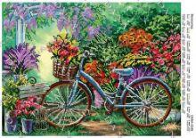 DANA-3249. Велосипед. А3 (набор 1400 рублей)